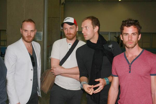 Coldplay no RJ