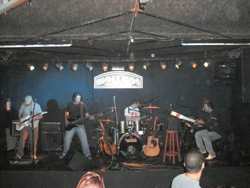 Show do Coldplayers no Morrison Rock Bar - 04/02/10