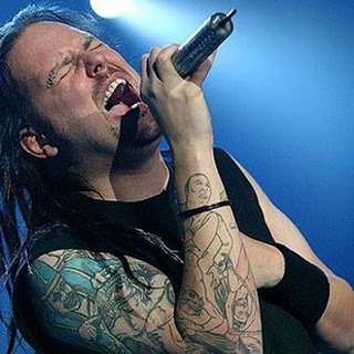 Jonathan Davis, vocalista do Korn