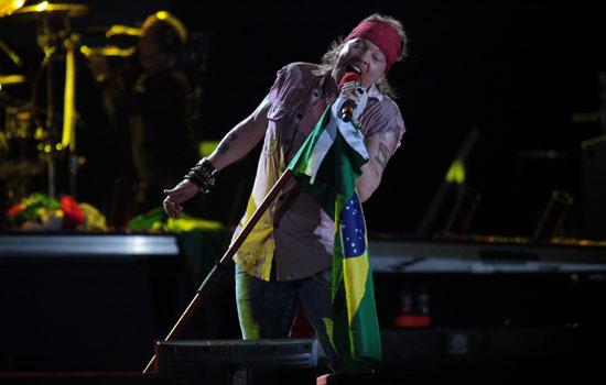 Guns N' Roses em São Paulo