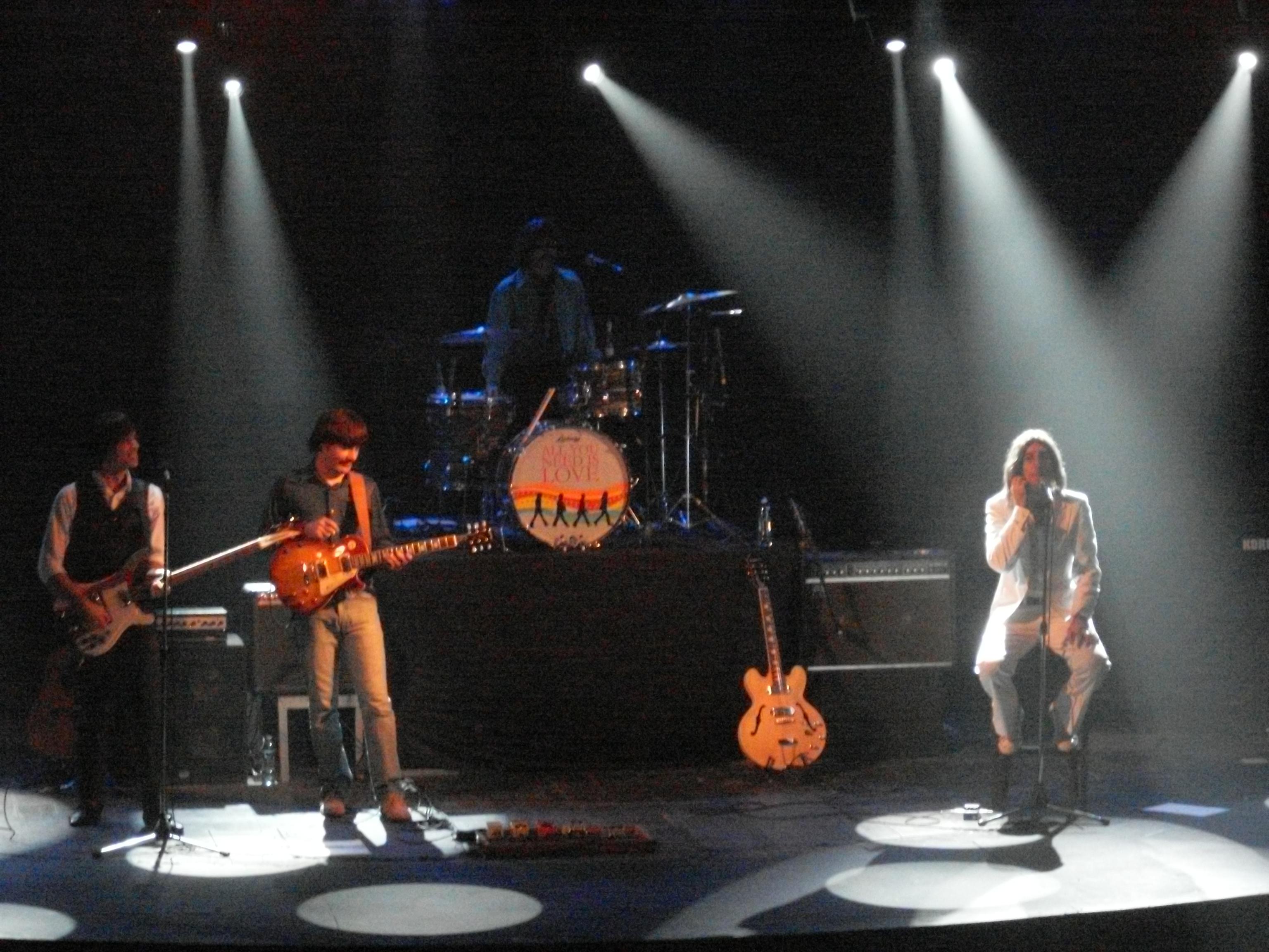 All You Need Is Love é considerado um dos melhores espetáculos Beatle do mundo