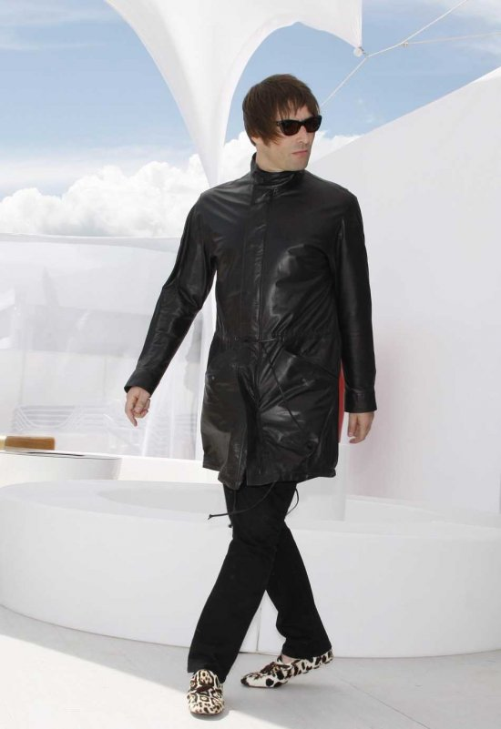Liam Gallagher no 63rd Cannes Film Festival em Cannes, França, 14/05/10