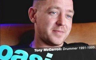 Tony McCarroll