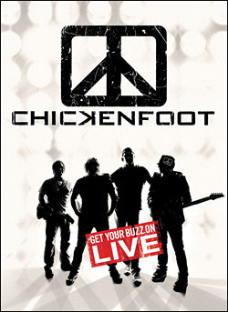 Chickenfoot - Get Your Buzz on Live [DVD]