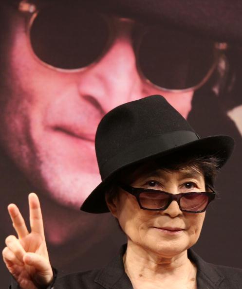 Yoko em Tokyo - 02/12/08