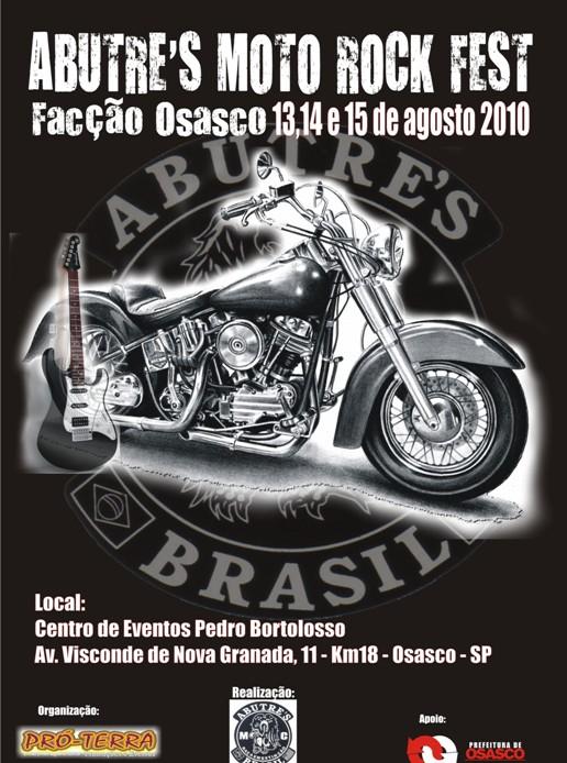 Abutre´s Moto Rock Fest