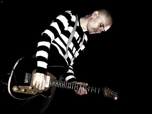 Billy Corgan, vocalista e guitarrista do Smashing Pumpkins