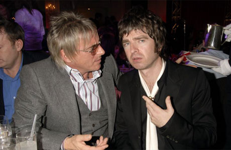 Noel Gallagher e Paul Weller