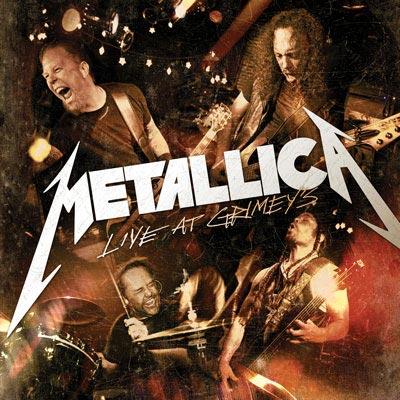 Metalica - Live at Grimey's
