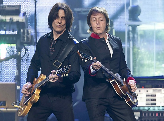 Rusty-Anderson e-Paul McCartney