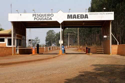 Fazenda Maeda - Foto: Virgula