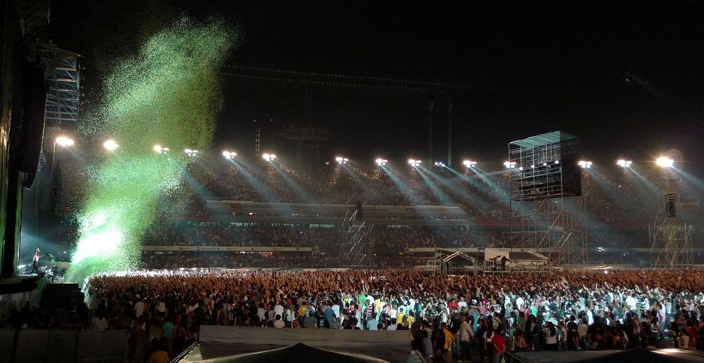 21/11/10 - Show de McCartney em SP (Foto: Divulgação/Marcos Hermes)