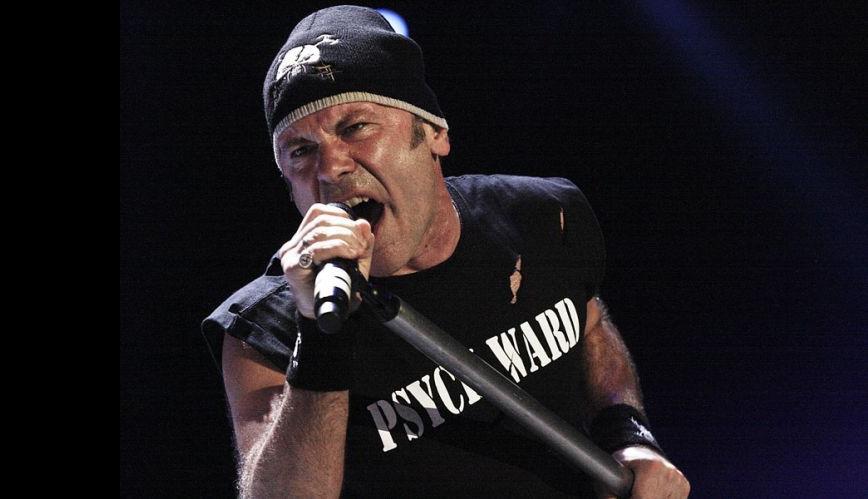 Bruce Dickinson, vocalista do Iron Maiden (Foto: Shin Shikuma/UOL)