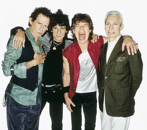 """Rolling Stones é uma das atrações de """"Esse Tal de Rock and Roll"""""""