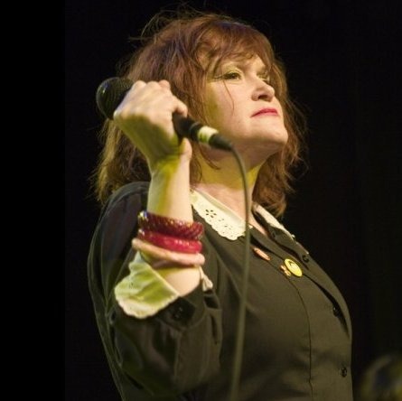 Exene Cervenka, líder do The X