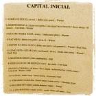 Setlist Capital Inicial