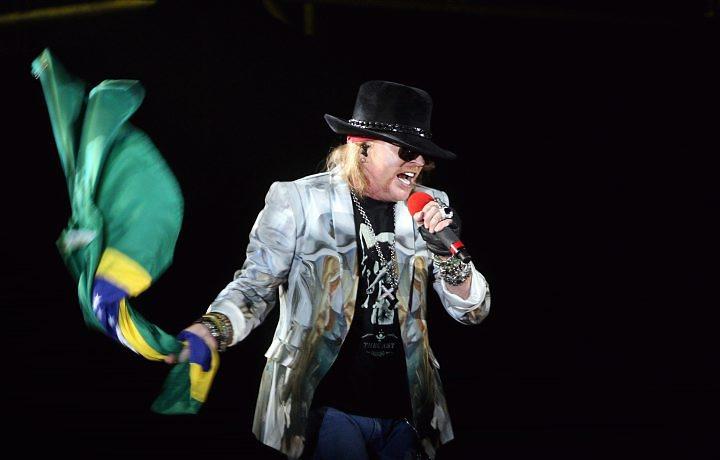 Ingressos Do Show De Guns N Roses Em Fortaleza Variam