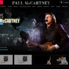 Paul McCartney - site