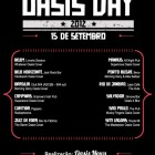Oasis Day 2012