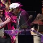 Lemmy Kilmister e Chuck Berry.