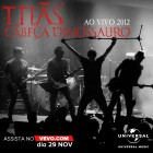 Titãs - Cabeça Dinossauro Ao Vivo 2012
