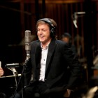 Paul McCartney at Capitol Records for Kisses On The Bottom