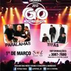 Lançamento - Go Music Festival 2013