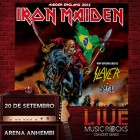 Iron Maiden em SP - 2013