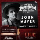 John Mayer em SP