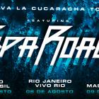 Papa Roach no Brasil