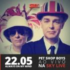Pet Shop Boys - SKY Live
