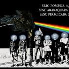Cidadão Instigado toca Pink Floyd