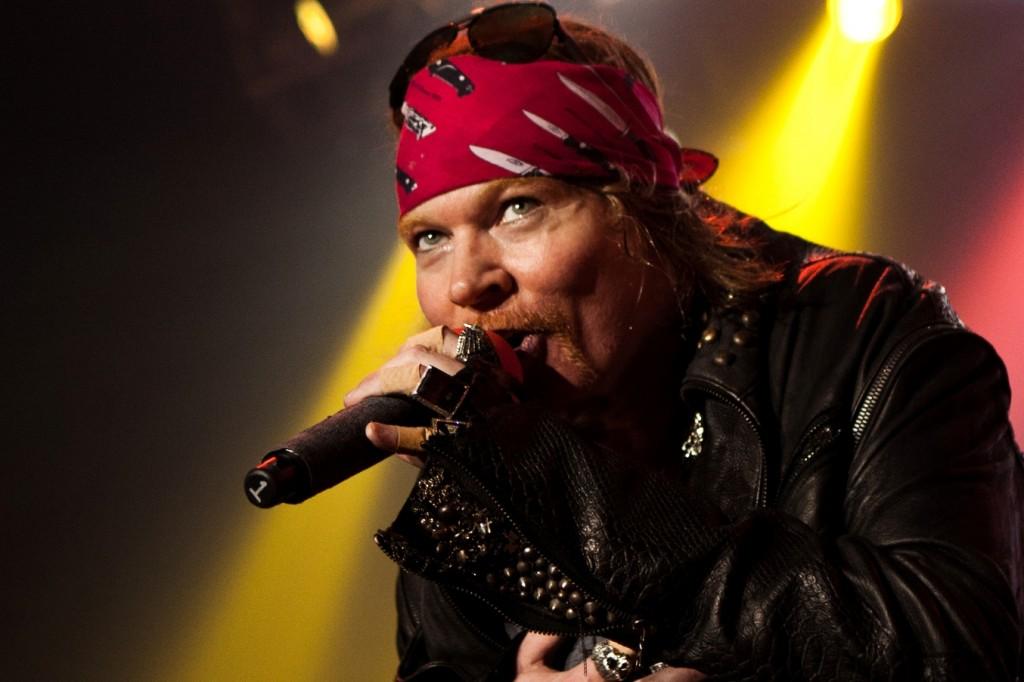 Ingressos Do Show De Guns N Roses Em Fortaleza Variam: Guns N' Roses Retorna Ao Brasil Para Shows Em Várias