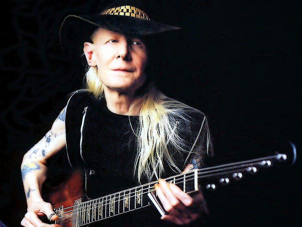 Johnny Winter Net Worth
