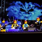 Iron Maiden - Lego Stop-Motion