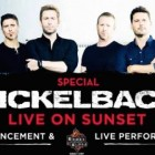 Nickelback Live on Sunset