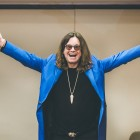 Ozzy na coletiva do Monsters of Rock 2015