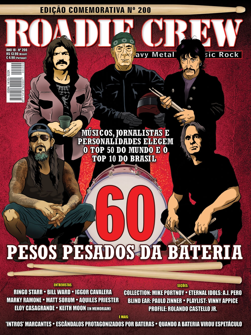 revista roadie crew