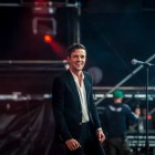 Brandon Flowers no Lolla Arg - 2016