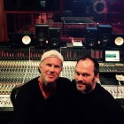 Chad Smith e Nigel Godrich