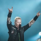 Metallica no Lolla Br - 2017