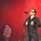 U2 Zen Garden em SP - 2012