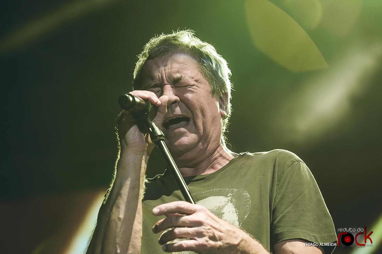 Com Deep Purple, Solid Rock leva o público para uma viagem pelos anos 70 e 80