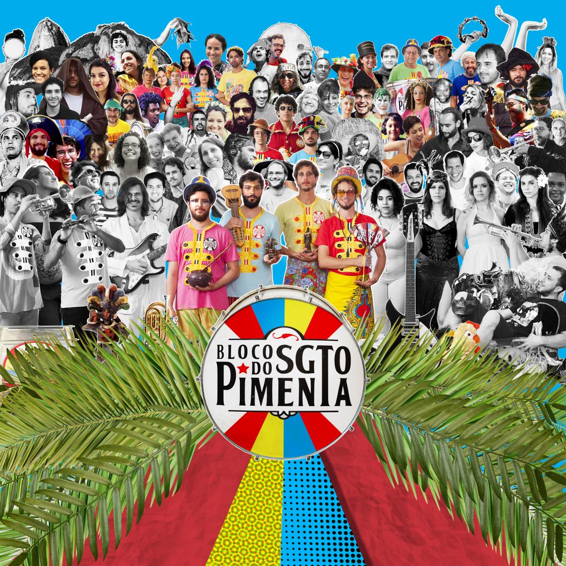 The Beatles: Bloco do Sargento Pimenta lança seu primeiro álbum