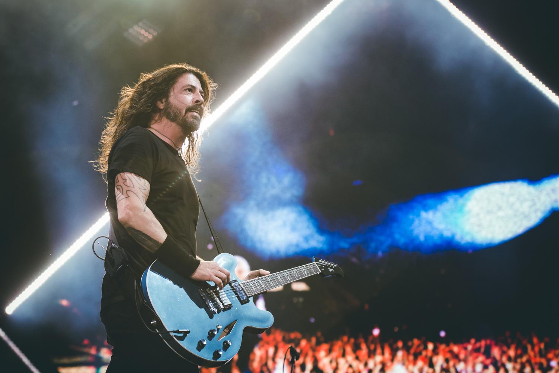 Após show no Rio de Janeiro, Foo Fighters toca em São Paulo